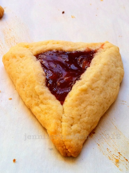 Hamantashen Cookie